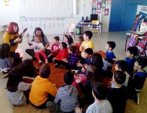 Η ιστορία της Ήρας στο 4ο Δημοτικό Σχολείο Θήβας