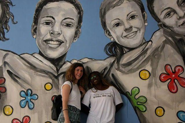 2ο Παιδικό Street Festival Τέχνης και Αποδοχής Αθήνας